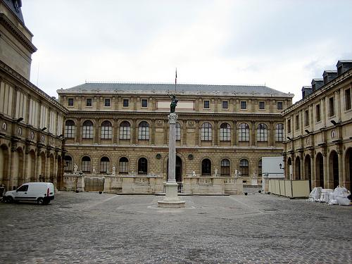 Paris: Sehenswürdigkeiten gibt es in Hülle und Fülle; hier die École des Beaux Arts
