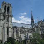 Eine weitere Paris Sehenswürdigkeit: Die Kathedrale Notre Dame