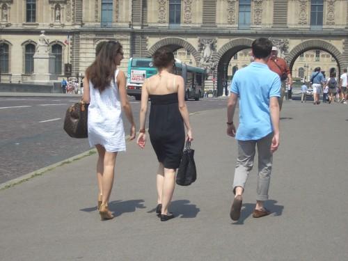 Paris hat neben dem Louvre viele andere Sehenswürdigkeiten