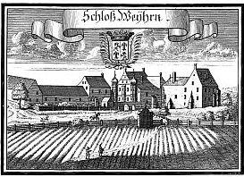 Meine Fahrradtour München - Umland führte mich auch wieder zum Schloss Wehyern in Egenhofen