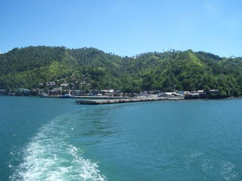 Fähre von Dipolog auf Mindanao nach Dumaguete City auf Negros Oriental