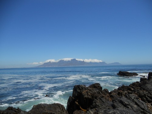 Eine Reise nach Kapstadt in Südafrika