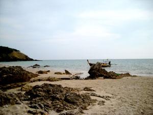 Roadtrip entland der Küste Lantas