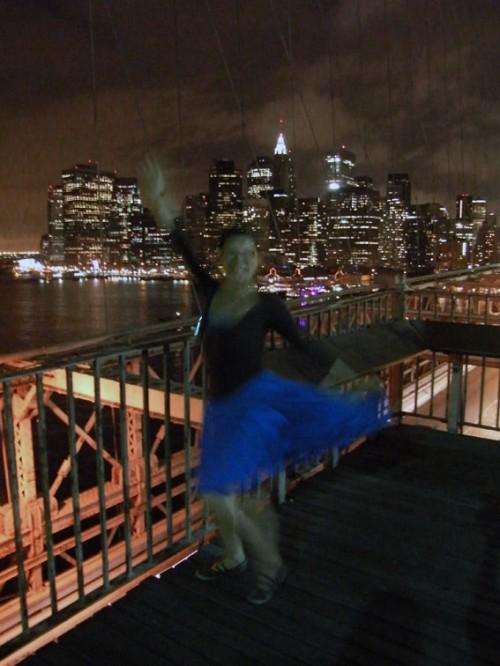 Eine Nacht in New York City