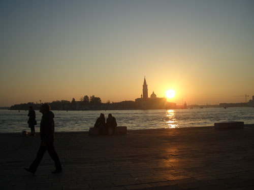 Venedig Sunset