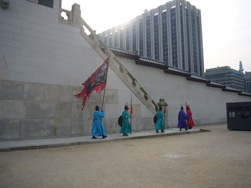 Seoul: Königspalast