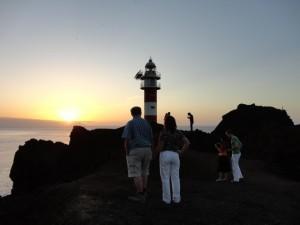 Beliebter Aussichtspunkt in Teneriffa: Punto del Teno