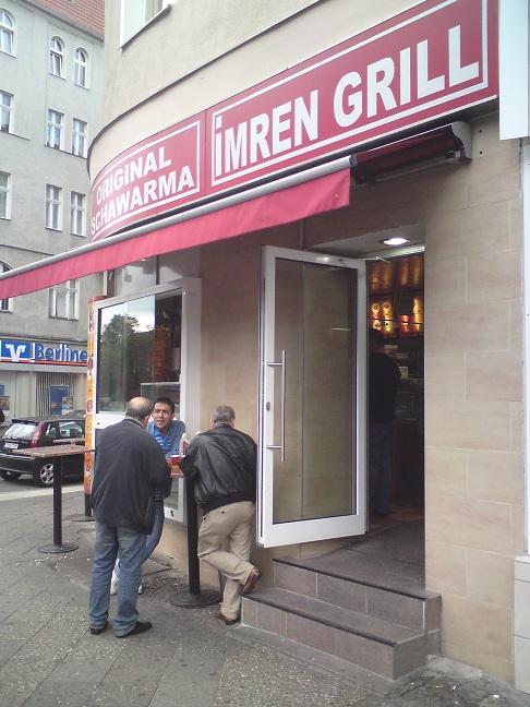 Der türkische Grill Imren bietet auch leckere Suppen, Eintöpfe und Fischgerichte