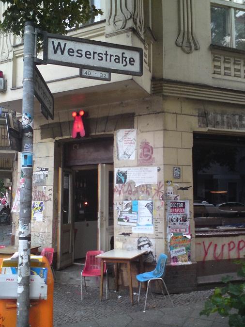 Ein beliebtes Viertel in Berlin ist Neukölln