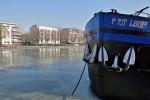 Mit dem Hausboot über den Canal de la Marne au Rhin