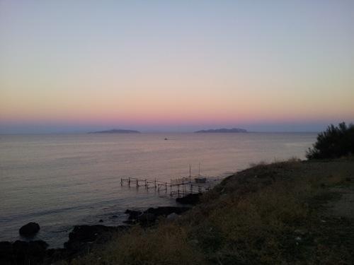 Marettimo ist ein kleines Inselchen