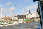 Eine Rundfahrt durch den Hamburger Hafen lohnt sich