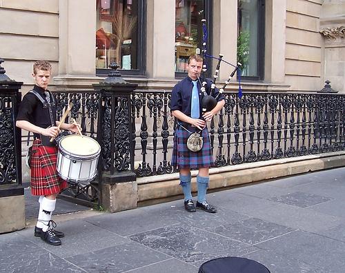 typische Schotten