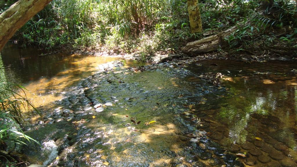 Kbal Spean ist ein wundervoller Ort nahe Siem Reap