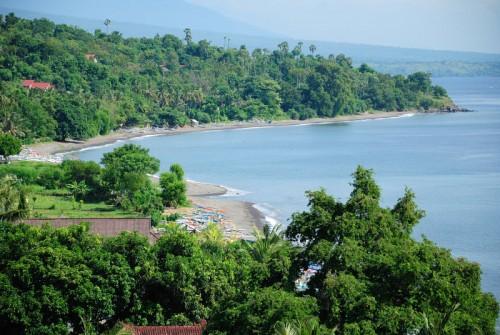 Im Osten Balis