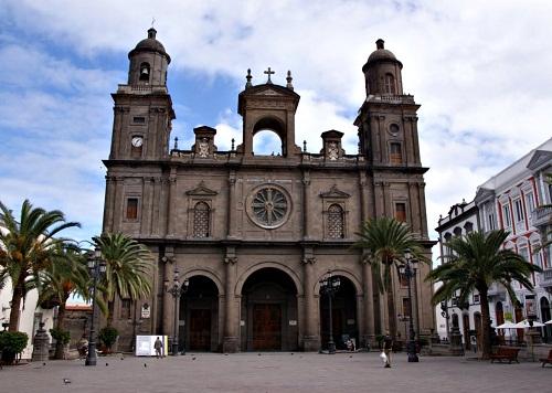 Kathedrale Santa Ana