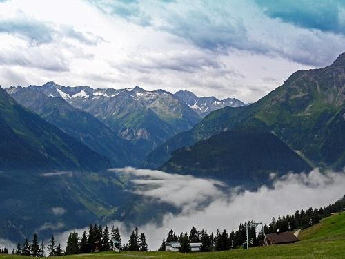 Alpenpanorama Zillertaler Alpen