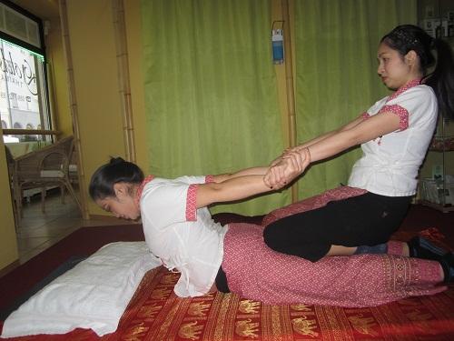 Thaimassage in Berlin