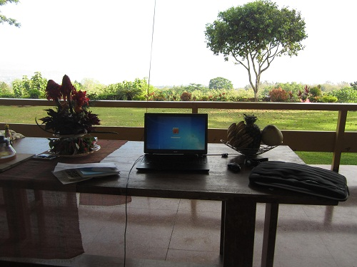 office at Malasag House