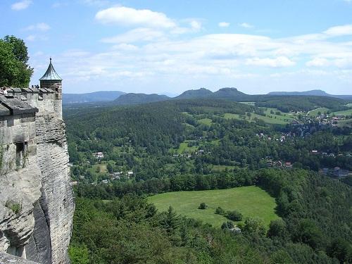 Festung Königsstein, Sachsen