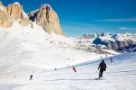 Sella Ronda / Fassatal - Gröden in Südtirol - Top-Skigebiete in Italien