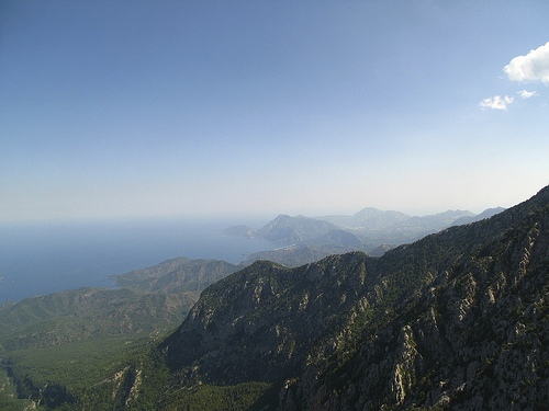 Tahtali Berg Antalya