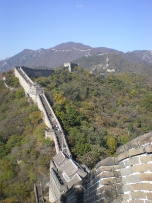 Chinesische-Mauer © Markus-Traunwieeser / pixelio.de