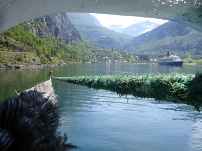 Ankerplatz im Fjord © lucky-pixel / pixelio.de