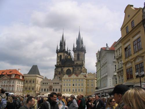 Belbte Prager Innenstadt © reise-typ.de