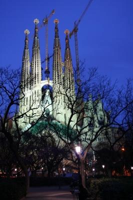 La Sagrada Familia © Marit Peters / pixelio.de