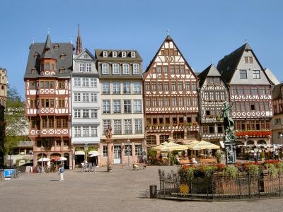 Römerberg FrankfurtMain © bildpixel / pixelio.de