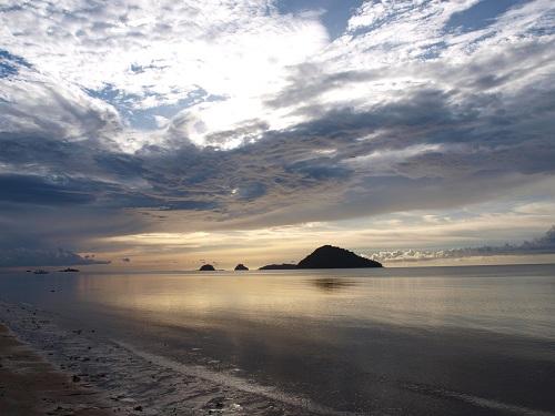 Insel Borneo