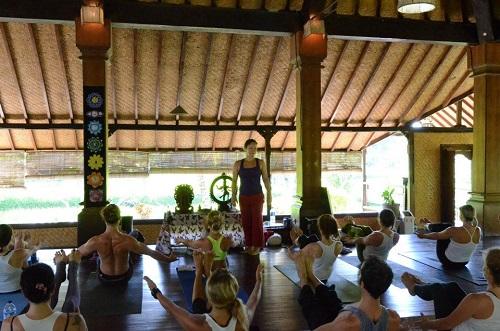 Ausbildung zum Yogalehrer in Ubud, Bali