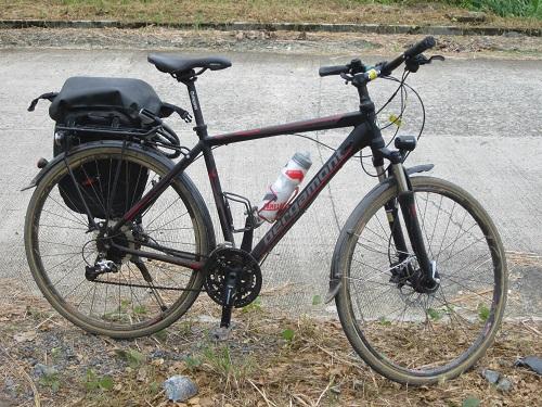 Letzten Samstag bin ich von einer vierwöchigen Radltour zurück nach Panglao gekommen. Foto: Reise-Typ.de