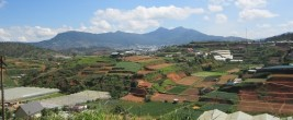 Landschaft in Vietnam