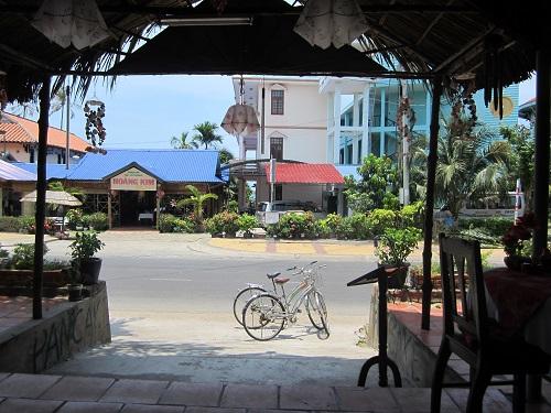 Fahrrad fahren in Mui Ne