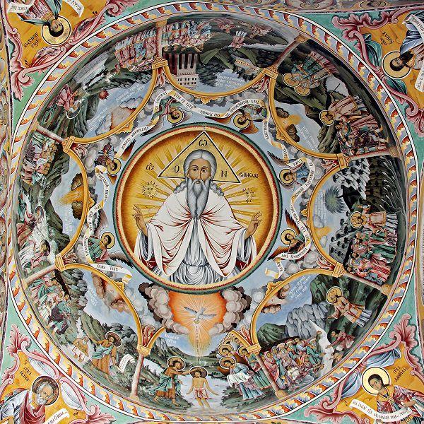 Kloster Rila - große Bedeutung für bulgarische Renaissance - osmanisch-türkischen Besatzung