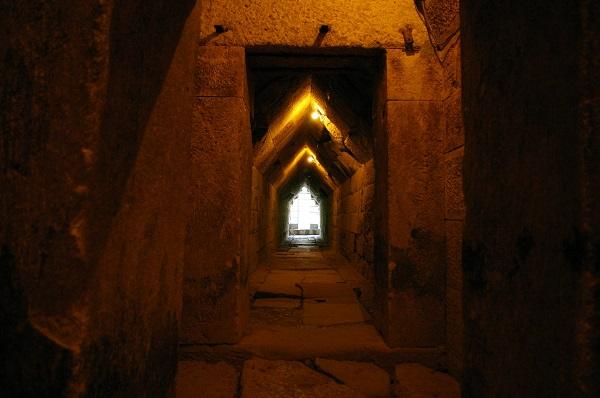 Thrakergrab Kasanlak - UNESCO-Weltkulturerbe seit 1979 - Kazanlak / Rosental
