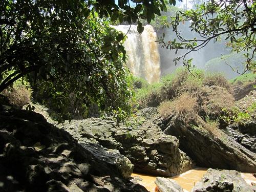 Wasserfall nahe Dalat