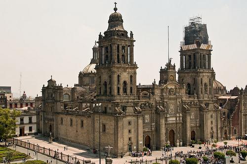 Catedral Metropolitana, Mexico City
