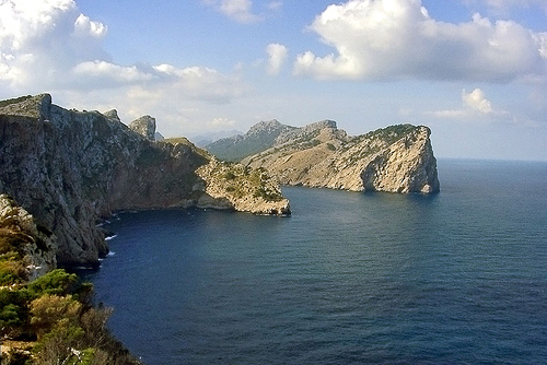 Halbinsel Cap Formentor