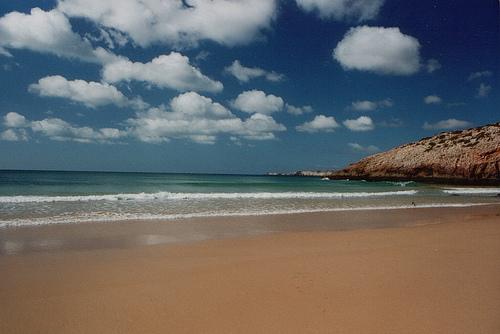 Beach Sagres, Faro, Algarve