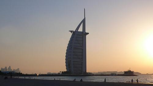 Burj Al Arab, Luxushotel Dubai