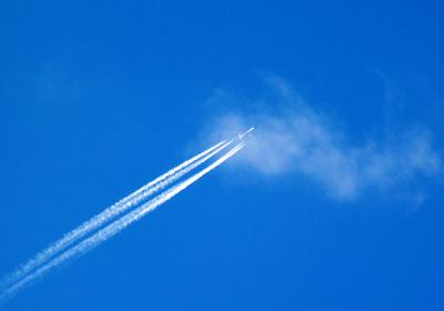 Hoch am Himmel - Bild: © Lupo / pixelio.de