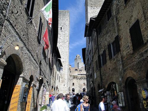 San Gimignano, Unesco Weltkulturerbe