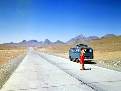Mit dem Auto unterwegs im mittleren Osten - Bild: © Jerzy Sawluk  pixelio.de