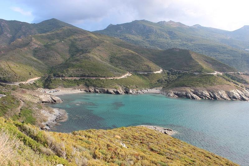 Cap Corse im Norden von Korsika