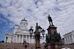 Dom Helsinki - Wahrzeichen der finnischen Hauptstadt - Bauzeit 1830 - 1852