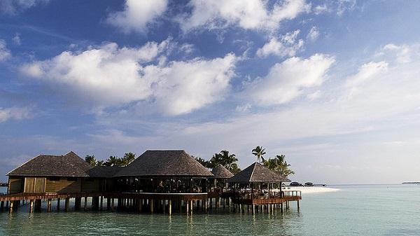 Inseln auf den Malediven
