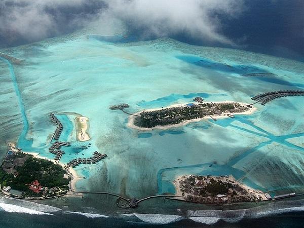Malediven Panorama